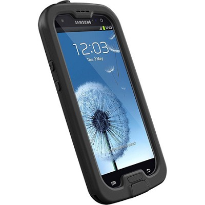 Samsung Galaxy S3 Nuud Case - Black
