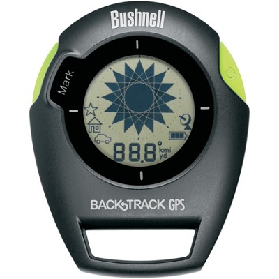 BackTrack Original G2 GPS Personal Locator & Digital Compass Black/Green 360401