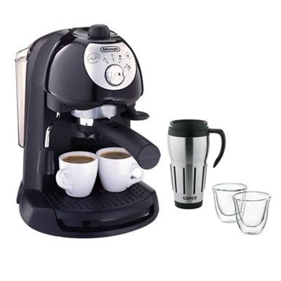 BAR32 Retro / Pump-Driven 35 Ounce Espresso Maker
