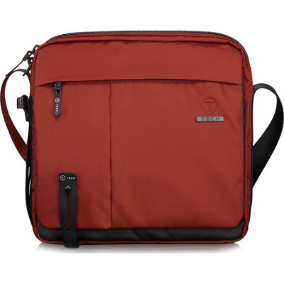 T-Tech Civilian Lars Crossbody (Sienna Red/Black)