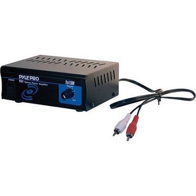 PCA1 Mini 2 x 15-Watt Stereo Power Amplifier