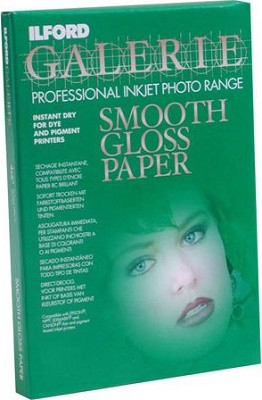 Smooth Gloss 13 x 19 Photo Paper - 25 Pack