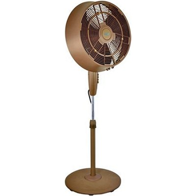 AF-520 18` Oscillating Outdoor Misting Fan