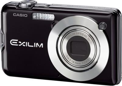 Exilim S12 12.1 MP 2.7` LCD Digital Camera (Black)