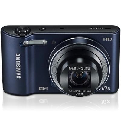 WB30F 16.2 MP 10x optical zoom Digital Camera - Black