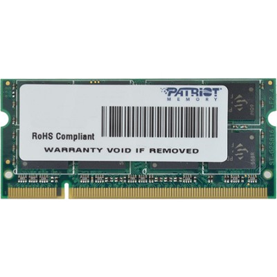 Signature 4GB 800MHZ DDR2 SODIMM