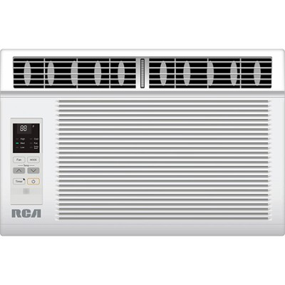 RACE8002E Energy Star 8000 BTU Window Air Conditioner with Remote, 115-volt