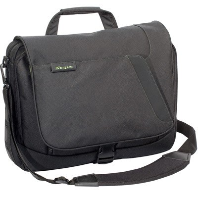 Spruce EcoSmart Messenger Case for 15.6` Widescreen Laptops - TBM015US
