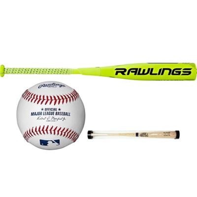 29`/19oz Quatro Bat -10 Senior League 2 3/4` Diameter + Ball and Sleeve
