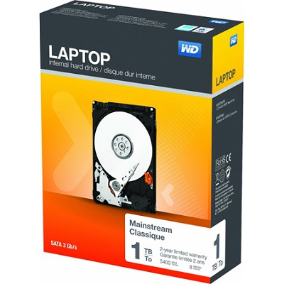 1 TB Laptop Mainstream Hard Drive