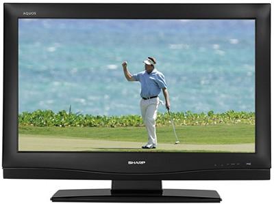 LC-42D72U - AQUOS 42` High-definition 1080p LCD TV