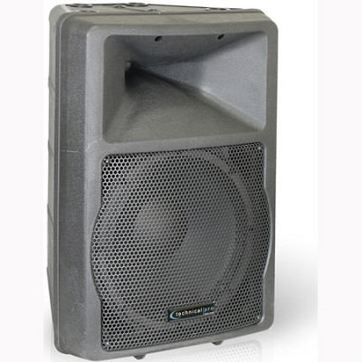 ROX10 - ABS Molded 10` Two Way loudspeaker
