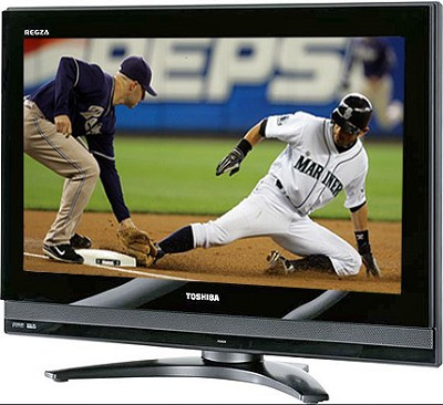 26HL47 - Regza 26` High-definition LCD TV