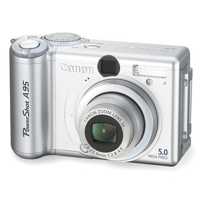 Powershot A95 Digital Camera