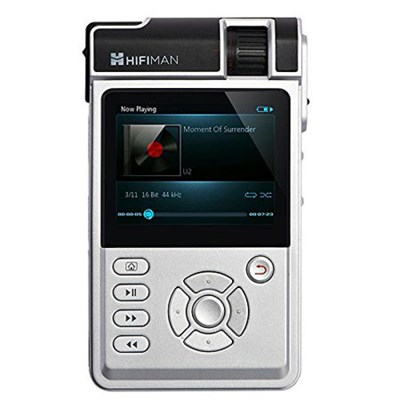 HM-650 High Fidelity Portable Music Player with Standard Amp Card