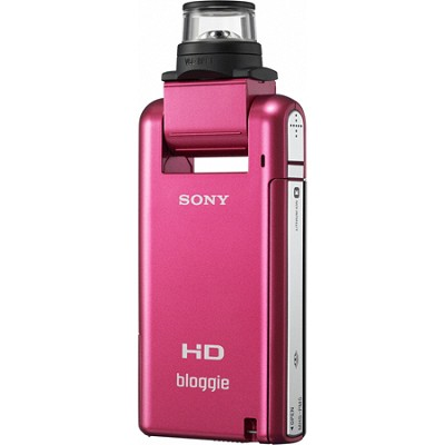 MHS-PM5K bloggie Pink 4GB Compact High Definition Camcorder