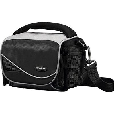 46590-1062 Medium Horizontal Camera Case  (Black/Grey)