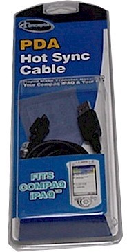 Hot Sync Cable for Compaq Ipaq