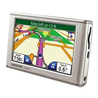nuvi 650 Personal Travel Assistant