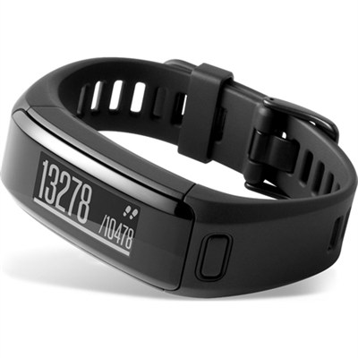 vivosmart HR Activity Tracker - X-Large Fit - Black (010-01955-09)