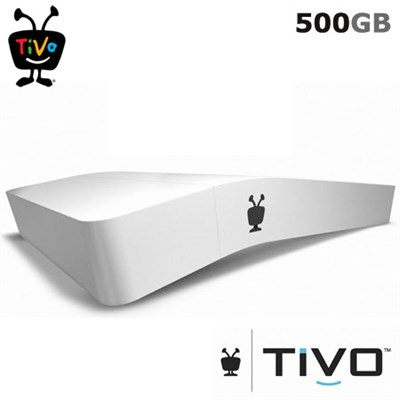 Bolt 4K UHD 500GB DVR and Streaming Media Player - OPEN BOX