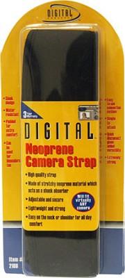 Heavy-Duty Neoprene Wide Strap for Cameras