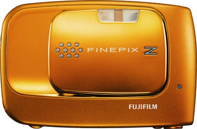 FINEPIX Z30 10 MP Digital Camera (Orange)