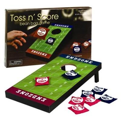TableTop Classic Endzone Bean Bag Throw Game (8 bean bags)