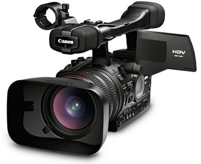 XH A1 HD Camcorder