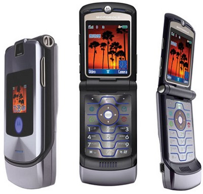 V3i Razr w/ iTunes Unlocked GSM Mobile Phone (Europen Version...US compatible)