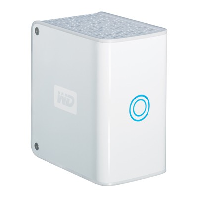 1 TB My Book World Edition II Ethernet Storage System {WDG2NC10000N}