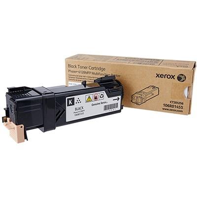 Black Toner Cartridge for Phaser 6128MFP - 106R01455