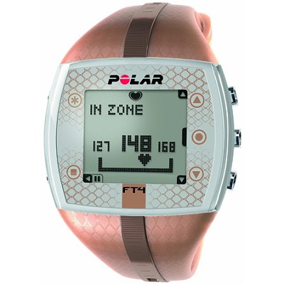 FT4 Heart Rate Monitor - Bronze/Bronze (90039179)