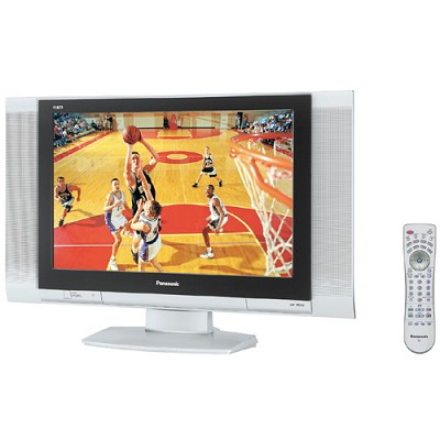 TC-32LX20 32` Widescreen LCD HDTV with Built-In 4 Speaker Sound Sys