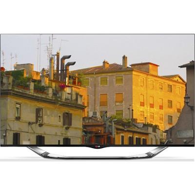 55LA8600 - 55 Inch 1080p 240Hz Dual Core 3D Cinema Screen Design OPEN BOX