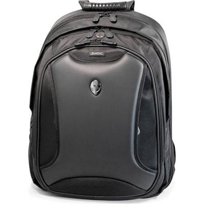 Alienware Orion M18x Ballistic Nylon 18.4` Black Laptop Backpack (ScanFast)