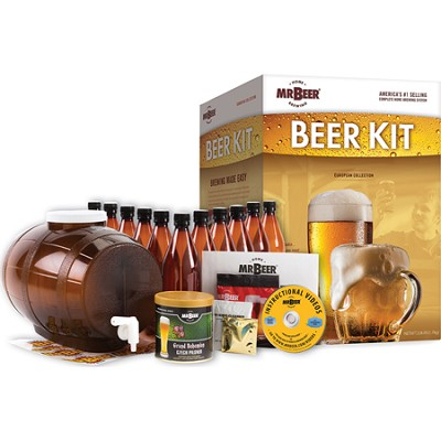 European Collection Home Brew Beer Kit