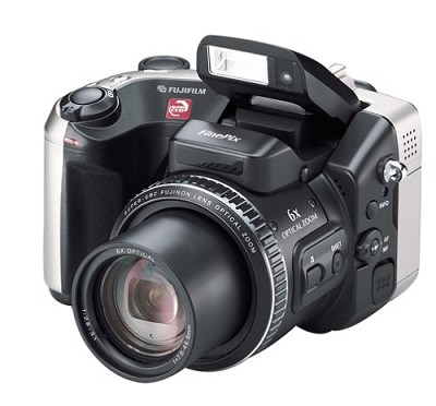 Finepix S602 Zoom Digital Camera