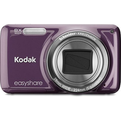 EasyShare M583 14MP 3.0` LCD Purple Digital Camera