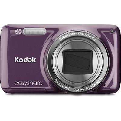 EasyShare M583 14MP 3.0` LCD Purple Digital Camera