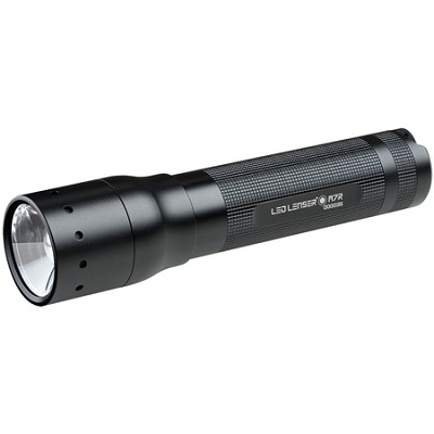 880010 M7R Rechargable LED Flashlight - Black