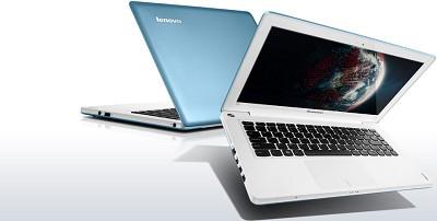 IdeaPad 13.3` U310 HD LED Notebook  - 3rd Gen Core i5-3317U Processor (Blue)