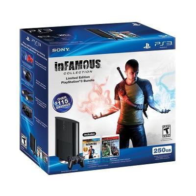 PS3 250 GB Premium Holiday 2012 Bundle