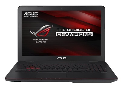 ROG GL551JM-EH71 15.6-Inch Gaming Laptop w/ Nvidia GTX 860M Graphics, 256GB SSD