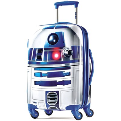 21` Hardside Spinner Suitcase Luggage - Star Wars R2D2 - 65777-4431