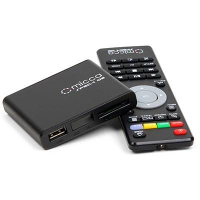 Speck G2 Ultra-Portable Compact Digital Media Player 1080p Full-HD - Black