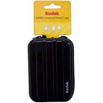Universal Metal Case for Digital Cameras, MP3 Players, Cell Phones and iPods