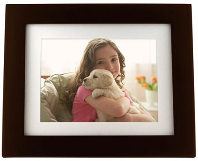 8 inch Photo Mail Digital Photo Frame - OPEN BOX