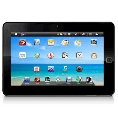 SYTAB10ST 10` Magni Android Tablet (Black) 4GB