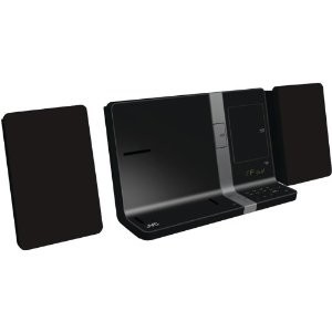 UXVJ3B  iPad/iPod/iPhone Mini System 30-Watt Dual Dock (Black) Refurbished